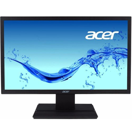 "Foto 1 - Monitor LED 19,5"" Acer Widescreen VGA  HDMI -  V206HQL"