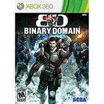 Game Binary Domain - XBOX 360