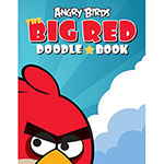 Livro - Angry Birds: Big Red Doodle Book