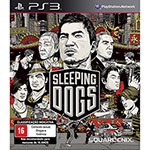 Game - Sleeping Dogs - PS3