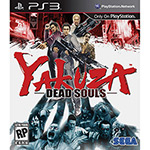 Game Yakuza Dead Souls - PS3