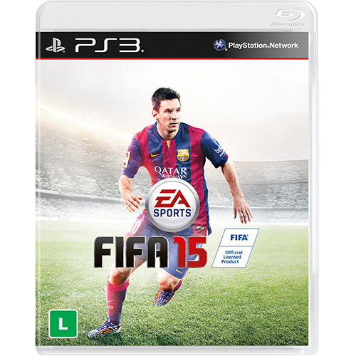 Foto 1 - Game FIFA 15 - PS3