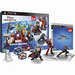 Game - Disney Infinity 2: Kit Inicial Marvel - PS3