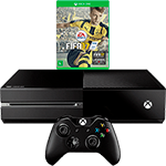 Console Xbox One 1TB + Game FIFA 17 (Via Download) + 1 Mês de EA Access + Controle