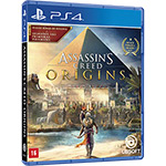 Game - Assassins Creed Origins Edição Limitada - PS4