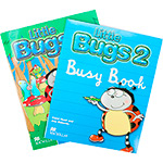 Livro - Little Bugs 2 (Pack: Busy Book + Pupil's Book)
