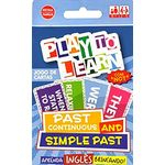 Play To Learn - Past Continuous And Simple Past - Jogo De Cartas - Play To Learn