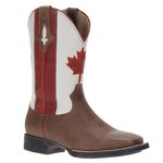Bota Couro Marrom Masculina Canadá West Country 20744
