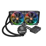 Water Cooler Thermaltake Water 3.0 Riing Rgb 240 Cl-w107-pl12sw-a