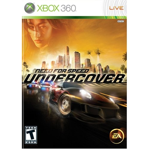 Foto 1 - Need For Speed Undercover - Xbox 360